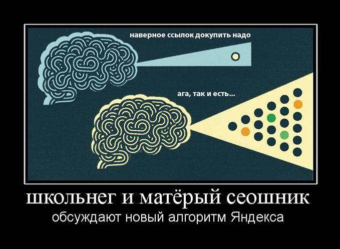 мозги сеошников