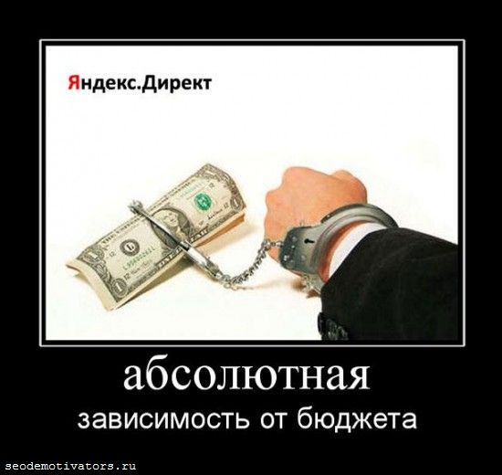 яндекс.директ, direct.yandex.ru, бюджет