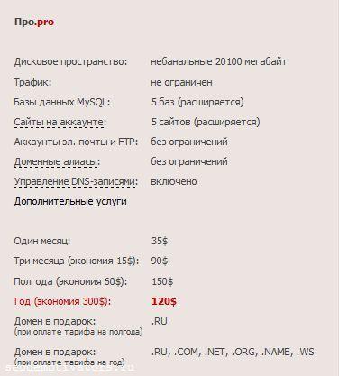 мега тариф от НКВД.pro